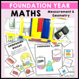 Foundation Year Maths Measurement and Geometry Activities ACARA