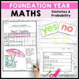 Foundation Year Maths Statistics and Probability Activities ACARA