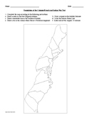 Foundation of the 13 Colonies and French and Indian War Test