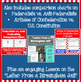 Foundational Documents BUNDLE for AP® U.S. Government