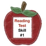 Foundational Reading Skill #1 (CBM) Concept of Words
