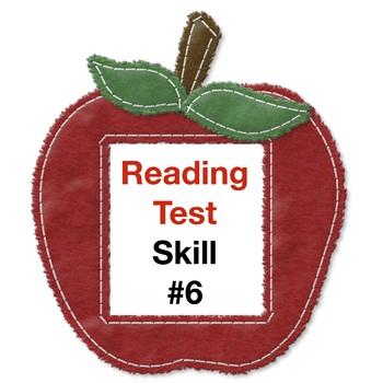 Foundational Reading Skill #6 (CBM)