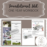 Foundational SAE Workbook