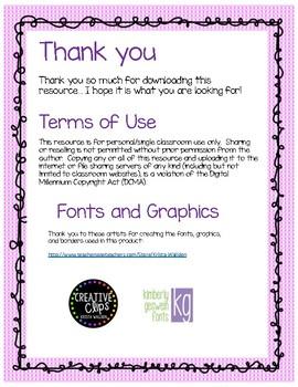 Foundational Skills: Words vs Letters
