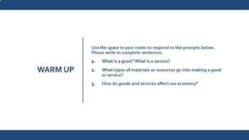Foundations & Fundamentals of Economics Unit Bundle (including unit exam!)