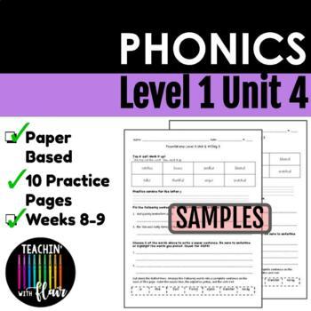 Foundations Level 1 Unit 4