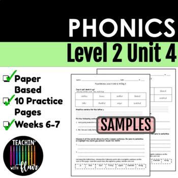 Foundations Level 2 Unit 4