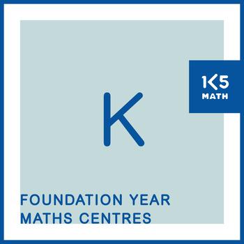 Foundation Year Maths Centres: Australian Curriculum Aligned