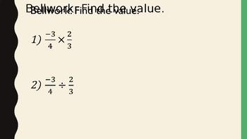 Foundations for Algebra - The Distributive Property
