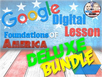 Foundations of America Digital Deluxe Bundle