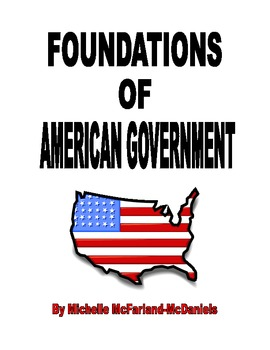 Foundations of American Government Comprehensive Differentiated Unit Plan