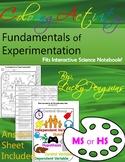 Scientific Method: Review & Coloring Activity
