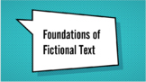 Foundations of Fictional Text