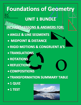 Foundations of Geometry Bundle PDF
