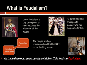 Foundations of Government - Communism & Socialism