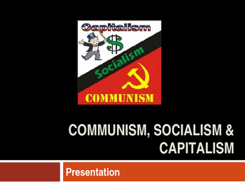 Foundations of Government - Communism, Socialism & Capitalism