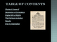 English Origins of US Government - Development of the English Constitution