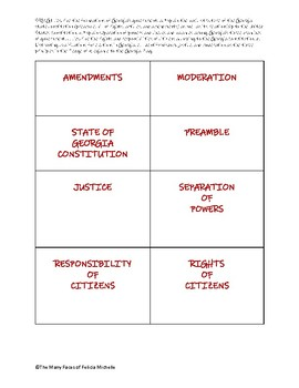 Foundations of Government Key Vocabulary Matching