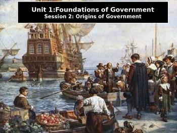Foundations of Government Session 2: Origins of Govenrment