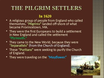 The Mayflower Compact - Primary Source Analysis