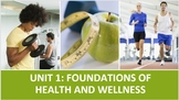 Foundations of Health and Wellness Unit PPT