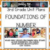 Foundations of Number Guided Math Lesson Plans 3.2A, 3.2B,