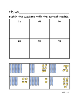 Foundations of Numbers to 99