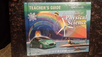 Foundations of Physical Science 3E: Teacher's Guide / Edit