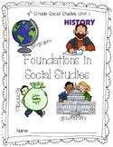 Foundations in Social Studies: An MC3 Student Work Packet