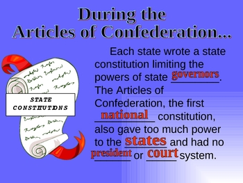Foundations of the American Political System - PowerPoint