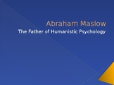Founders of Psychology: Abraham Maslow