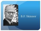 Founders of Psychology: B.F. Skinner