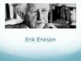 Founders of Psychology: Erik Erikson