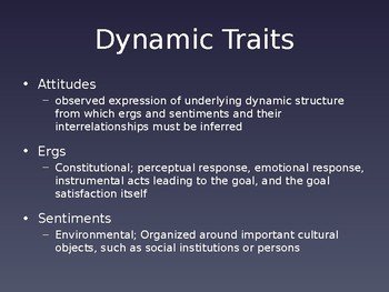 Founders of Psychology: Raymond Cattell