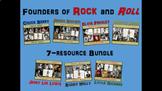 Founders of Rock & Roll Bundle Elvis-Cash-Brown-Holly-Berry-Lewis-Little Richard