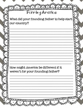 Founding Father Report