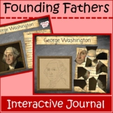 Founding Fathers Activities Interactive Journal Distance L