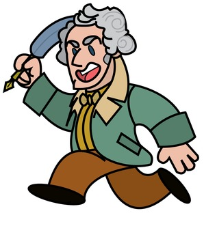 Founding Fathers Clipart