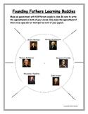 Founding Fathers Clock Buddies