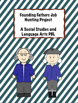Founding Fathers Job Application Project PBL