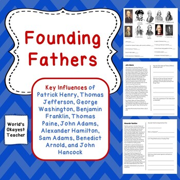 Founding Fathers: Key Influences