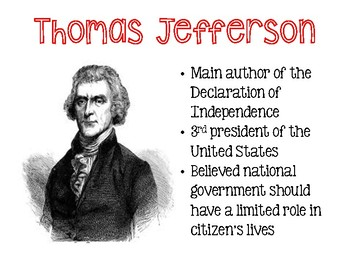 Founding Fathers PowerPoint
