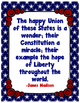 Founding Fathers Quotes Poster Set