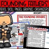 Founding Fathers: Washington, Jefferson, Adams, Franklin, Jay, Hamilton, Madison