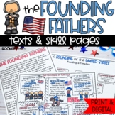 Founding Fathers: Washington, Jefferson, Adams, Franklin, Jay, Hamilton, Madison