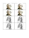 Founding Fathers grouping cards