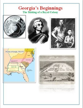 Georgia Studies: Founding of Georgia Interactive Reading Guide