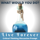 Fountain of Youth Critical Thinking Hypothetical Situation