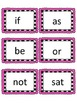 Fountas & Pinnell  50 High Frequency Sight Word Flashcards