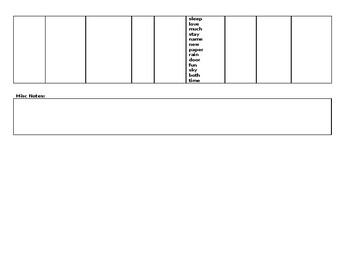 Fountas & Pinnell Classroom 1st Grade Curriculum Map